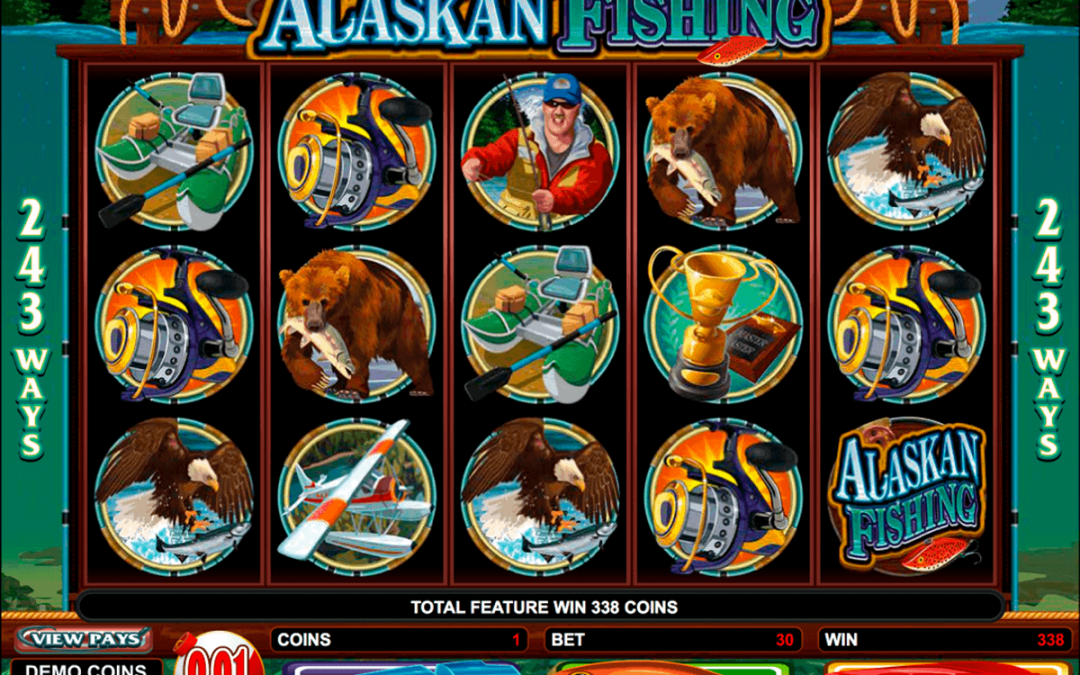 Alaskan Fishing casino game