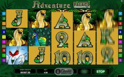 Adventure Palace casino game