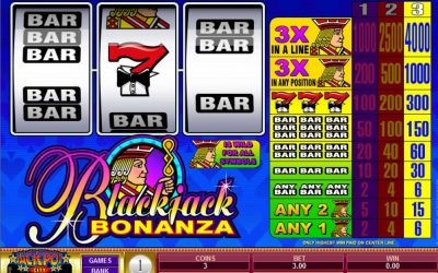 Blackjack Bonanza Casino Game